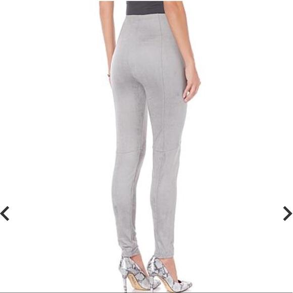 3f4c34758a6 Lysse High Waist faux suede stretchy leggings